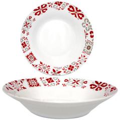 300882-03 Тарелка суп 8' Изысканность
