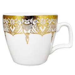 13658-04 Чашка кофейная 80мл Тутанхамон