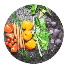 309 Блюдо 25 см (Овощи)