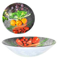 310 Салатник круг 9' - 22см (Овощи)
