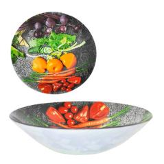 388 Салатник круг 7' - 18см (Овощи)