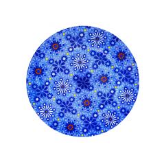 337 Тарелка круг 8' - 20см (Восток)