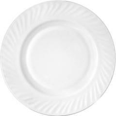 30058-200 Тарелка 9' белая