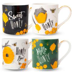 4160-41 Чашка 400мл Honey