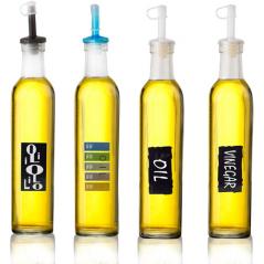 701-9 Бутылка для масла и уксуса микс 500мл Симпл