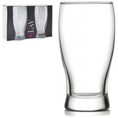 7-017 Набор бокалов для пива 2 шт. Белек 580мл