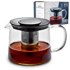 9122 Заварочный чайник c боросиликатного стекла 1000мл Universal