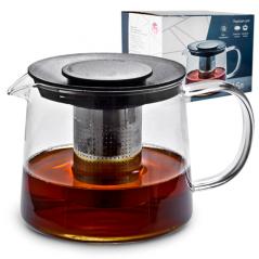 9123 Заварочный чайник из боросиликатного стекла 1500мл Universal