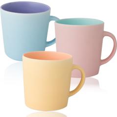4176-00 Чашка Пастель 320мл вариант от 1 до 3х