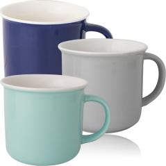 4175-01 Чашка Эмаль 420мл вариант от 1 до 3х