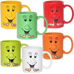 4175-04 Чашка Smile 360мл вариант от 1 до 6