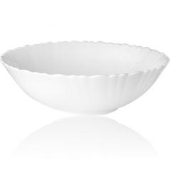 30061-1300 Салатник 8' Белый