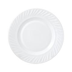 30057-1300 Тарелка 7' Белая