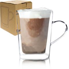 201-14 Чашка с двойной стенкой 350мл Торре