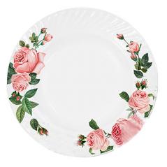 30057-02-15019 Тарелка 8' Розовый бутон