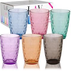 7-027 Набор стаканов 410мл