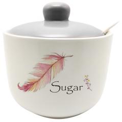 700-03-14 Сахарница с ложкой 520мл 'Флай'