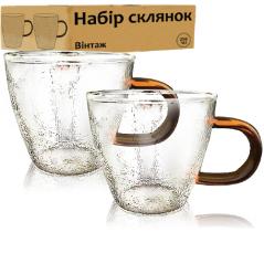 203-1 Набор стаканов 4шт <a href='http://snt.od.ua/ru/poisk.html?q=Винтаж' />Винтаж</a> 250мл