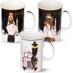 2186-01 Чашка 300мл Lady