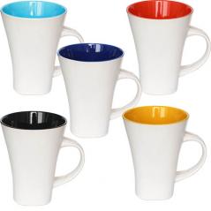 3598-05 Чашка 360мл вариант от 1 до 5 цв.