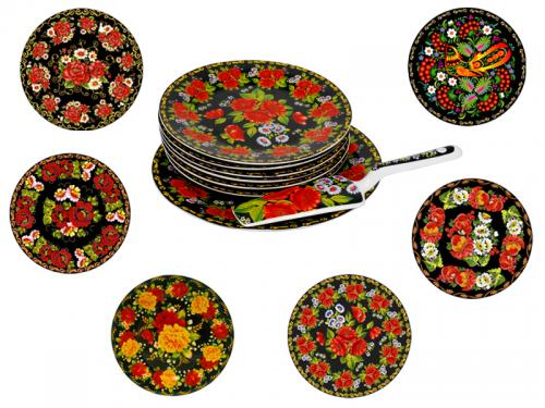 Посуда роспись производитель