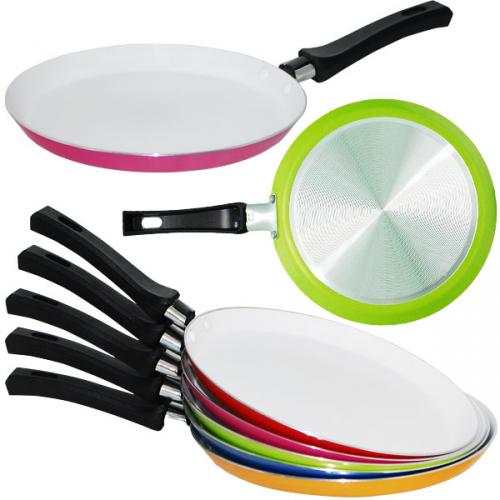 80212 Сковородка для блинов с керамическим покрытием 22см