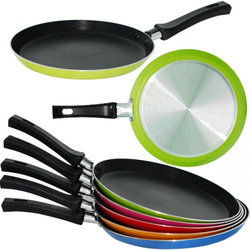80216 Сковородка для блинов с антипригарным покрытием 22 см