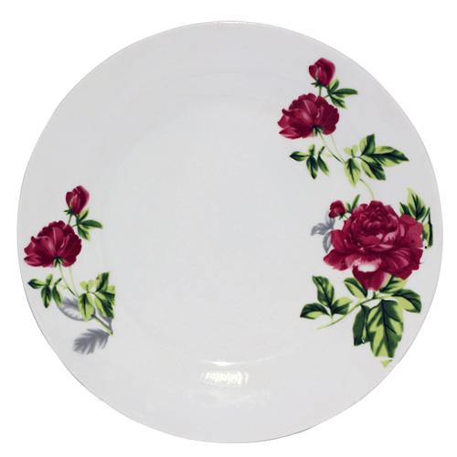 30081-003 Тарелка 8' Цветущий пион