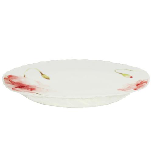 30067-16005 Тарелка суп 8,5 'Цветочная акварель