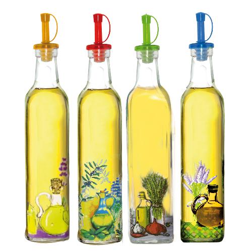 701-5 Бутылка для растительного масла / уксуса 0,5л  <a href='http://snt.od.ua/ru/poisk.html?q=Микс' />Микс</a>